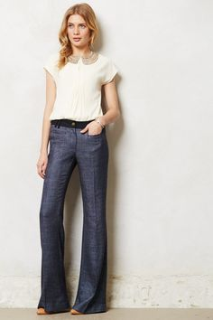 I love everything about this look from anthropologie