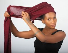 Yendys-head-wrap | Awesome tutorial for how to wrap your hair.