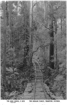 Rubicon Tramway, unknown line