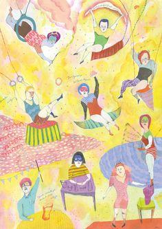 Airi Kuroda #illustration