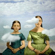 Maggie Taylor Cloud Sisters
