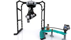 From the Lego Portal 2 CUUSOO project page.  If you build it, the fanboys will co- er buy it.
