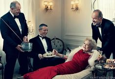 Vanity Fair May 2012 From left: Ed O'Neill, Matt LeBlanc, Betty White, and Kelsey Grammer, photographed by Norman Jean Roy. Vanity Fair, Ed O Neill, Norman Jean Roy, Kelsey Grammer, Fair Photography, Happy New Year Wishes, Betty White, Annie Leibovitz, Good Wife