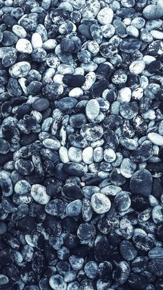 Pebbles, grey, small rocks, 720x1280 wallpaper