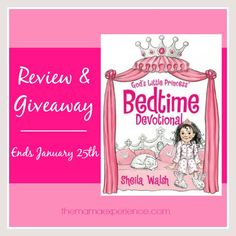 God's Little Princess Review & Giveaway on The Mama Experience