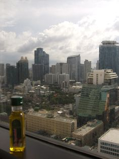 Rascacielos en Tailandia. #LaEspañolaPorelMundo #AceitedeOliva #Tailandia