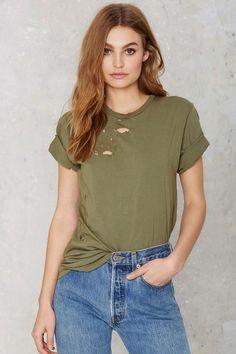 nasty-gal-ripped-t-shirt