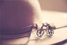 #necklace #old #bicycle