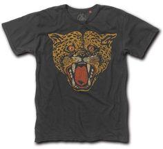 Street Walkin Cheetah #tee #tshirt #animal