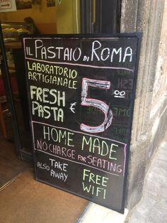 Il Pastaio di Roma