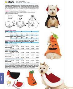 Disfraz de drácula para perros con patrones
