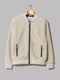 Penfield Prescott Fleece (Tan)