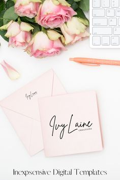Inexpensive Digital Templates Shop Ivy Laine Creations For Tools To Help You Become More Organized Digital Calendar Place Card Holders Digital