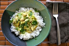 Coconut Lime Chicken with Chiles