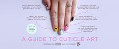 A guide to cuticle art
