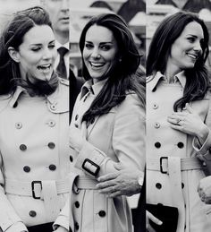 Kate Middleton trench