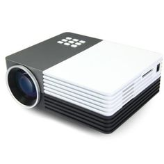 Just US$65.79, buy GM50 Multifunctional Home Theater LCD Projector 80 LM 480 x 320 Pixels with Keystone Correction for PC Laptop online shopping at GearBest.com Mobile.