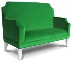 Jennifer Delonge Muse Child Sofa-- - mini furniture for mini people:)