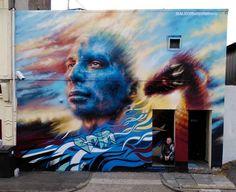 Dale Grimshaw – Street Art 360