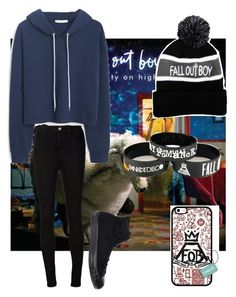 """hum hallelujah - fall out boy"" by skipschool-buenshit-startaband ❤ liked on Polyvore"