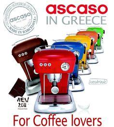 Solino - Official Ascaso Distributor in Greece - find more www.solino.gr