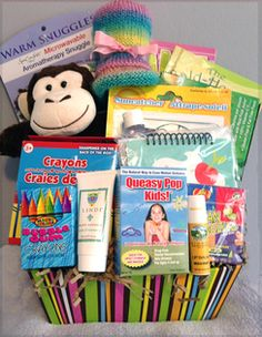 Cancer Get-Well Baskets | Rock the Treatment™. Chemotherapy Care PackageChemotherapy GiftsChemo ...