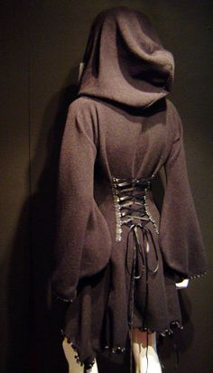 Stonehenge Coat by SilverLucyDesign on Etsy, $150.00  I love love love this!!