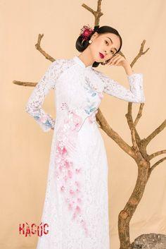 Vietnamese Wedding Dress, Vietnamese Dress, Ao Dai Vietnam, Vietnamese Traditional Dress, Wedding Dresses, Bride Dresses, Bridal Gowns, Wedding Dressses