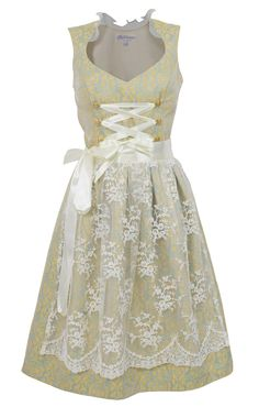 Madame Betsy - Goldmarie Dirndl Couture