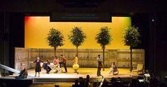 Transformations. San - Transformations. San Francisco Opera Center. Scenic design by Erik Flatmo. 2007 --- #Theaterkompass #Theater #Theatre #Schauspiel #Tanztheater #Ballett #Oper #Musiktheater #Bühnenbau #Bühnenbild #Scénographie #Bühne #Stage #Set