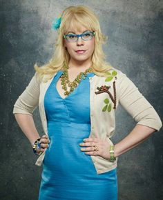 """""""She is a little out there, and she was so talented at her hacking that the FBI accepted her as she is,"""" """"Criminal Minds"""" costume designer BJ Rogers says of Penelope Garcia. """"She is the happy spot, the bright character no matter what is going on. I do the show in a dark palette and she is always cheery."""""""