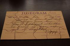 Jig Card  via mahala knight