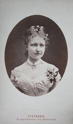 Kronprinzessin Stephanie von Österreich, nee Princess of Belgium | Flickr - Photo Sharing!