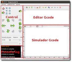 Txapuzas electrónicas: Txapu-CNC: Software
