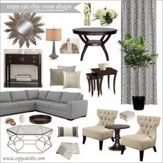 A sophisticated living room for $4250 Lydia G