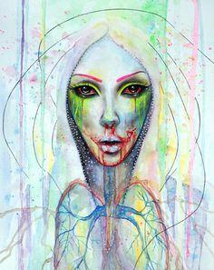 Amber Michelle Russell art.