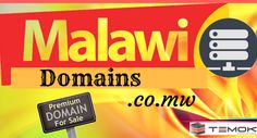 #AfricanDomains ! Order now, #MalaviDomian of #African country including #one year minimal term period .   https://www.temok.com/country-domains/malawi-.co.mw
