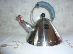 Alessi kaffekjele/vannkjele