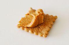 Graham crackers (no sugar, no butter)