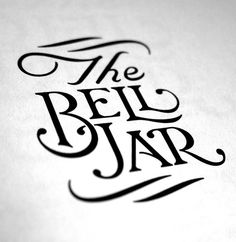 Love the effects above the 'the' and below 'jar' and how the J and B overlap.