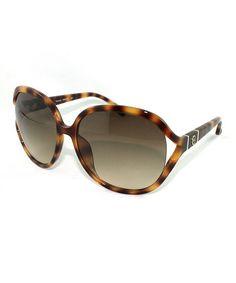 Brown Vanessa Sunglasses - Michael Kors