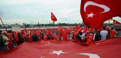 Demonstration in Köln: Türkei empört über Verbot von Erdogan-Übertragung - SPIEGEL ONLINE - Nachrichten - Politik