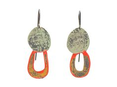 e.g.etal - Loop earrings