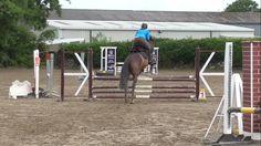 Sierra competing at 3ft. VIDEO: https://youtu.be/3mOllr2xD0Y #loveirishhorses #horseforsale Call James +353833168366