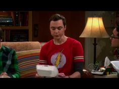 Sheldon uses flexible thinking skills. Great for Rock Brain! (Video is safe for adolescents)