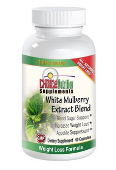 Choice Nutrition Supplements White Mulberry Leaf Blend embodies a dietary supplement that does not only allow you to naturally lose weight but also helps maintain your total wellness. Check here: http://buywhitemulberryextract.com/