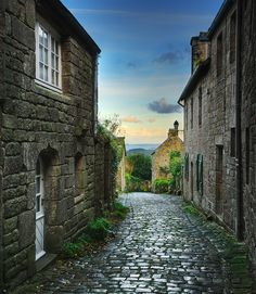 photo de Locronan, Bretagne, France