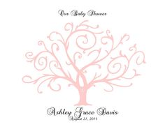 Hey, I found this really awesome Etsy listing at https://www.etsy.com/listing/182194405/baby-shower-guest-book-thumbprint-tree
