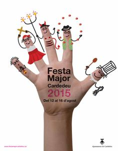 cartells festa major 2015 - Buscar con Google