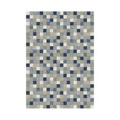 Mastercraft Contemporary Pixel Design Galleria Rugs - A top quality, heavy heatset rug with a textured surface, machine made in Flanders to exacting standards. Dynamic Rugs, Pixel Design, Textile Patterns, Floral Patterns, Textiles, Geometric Lines, Floor Rugs, All Modern, Blue Area Rugs